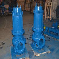 厂家直销65WQ25-15-2.2武汉市地下室排污泵、一备一用排污泵接线图。