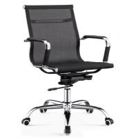 深圳职员办公椅-员工椅网布椅-家用电脑椅-主管转椅-弓形椅(请认准北魏品牌)