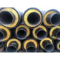 天津钢套钢保温管 外防腐钢套钢蒸汽直埋保温管厂家
