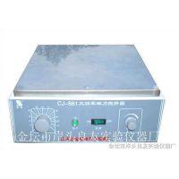 供应CJ-881大功率磁力搅拌机 磁力加热恒温搅拌机生产厂家