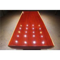 红花梨大板 原木红木茶桌 实木办公桌画案餐台246长92宽现货直销