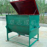 养殖场饲料混合机生产厂家 全混合日粮拌料机 牛羊猪饲料电动搅拌机