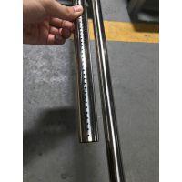 现货不锈钢304圆管,拉丝不锈钢304方通,安全可靠