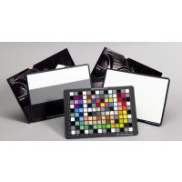 爱色丽 X-Rite三阶灰度卡 标准型色卡 3-step Gray Scale 白灰黑