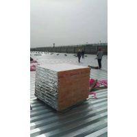 半硬质玻璃棉复合板,钢结构屋面玻璃棉板,玻璃棉复合板