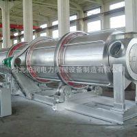 柏润专业生产GTLC系滚筒冷渣机 多管道 锅炉用冷渣机