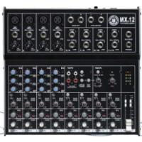 12路纯调音台MX.12服务-热线:4001882597