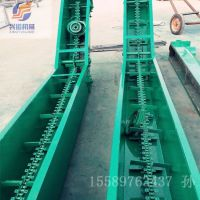 武汉市 轻重型刮板输送机非标定制 各型链板输送机 X2