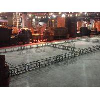 深圳南山舞台背景搭建,展览会议活动背景桁架搭建厂家