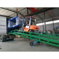 AG二八杠 牌移动式登车桥 集装箱装卸平台 HTDCQ-8现货供应 流动装卸平台 可定制特殊尺寸