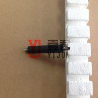 收银机胶辊硅胶45度胶辊黑色出纸辊耐摩损