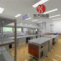 山西商用厨房工程设计,酒店厨房工程设计,后厨整体厨房设备选择东方尚品
