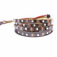 断点续传 CS8812 单点单控幻彩灯带 DC12V 30灯/米 智能货架灯带