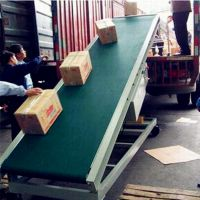 装车卸货输送机 南宁市货物皮带输送机KL