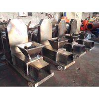 木炭粉制棒机 50制棒机 高温压制 密实光滑 润合新型木屑制炭机 设备更先行