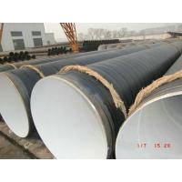 临沧螺旋管代理,方圆牌 Q235 300*6*1 作200mm污水处理工程,输泥,海洋输水等