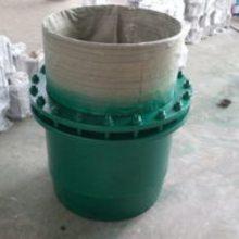 武汉蒸汽管道套筒式补偿器,DN600MM法兰式套筒补偿器安装方便