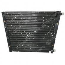 加藤HD1023-3挖掘機空調冷凝器18027299616 加藤1023空調水箱蒸發器
