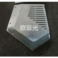 大型铝合金板CNC加工_外壳一体精雕加工