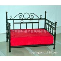 厂家批发儿童床 金属摇篮床 单层铁艺床 简约现代来图定制 欧式床