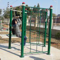 广西村委会健身器材批发 三联落地漫步机 三人扭腰器埋地健身路径