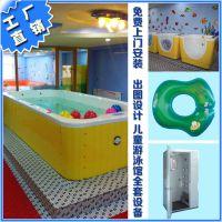 山东游乐宝室内儿童水上乐园设备生产厂家