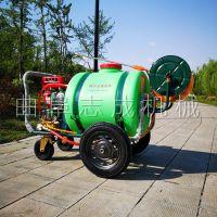 新款手推高压打药机 花圃苗圃绿化灭虫喷药机 麦田稻田除虫喷药机