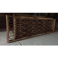 不锈钢屏风,花格厂家生产 金属制品工艺