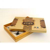 深圳高档化妆品包装盒定制 硬纸板保健品礼盒定做 天地上下翻盖礼品盒定制可设计