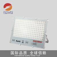深圳市铎恩照明 led投光灯200w投射灯户外防水泛光灯
