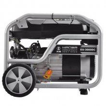 3kw静音汽油发电机 风冷3000瓦汽油发电机