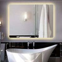 【厂家定制浴室智能高清智能防雾镜 洗手间多功能镜子