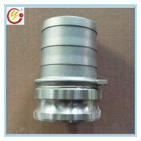 厂家直销B型外螺纹快速接头可焊接 重型不锈钢管道快接阴端通用型