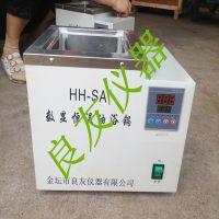 数显单孔恒温油浴锅 单孔油浴锅 数显恒温油浴锅 HH-S1数显油浴锅