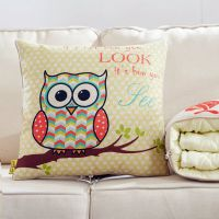 深圳厂家批发礼品广告布艺抱枕、 沙发靠垫来图定做LOGO