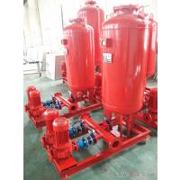 攀枝花供应消防自动增压稳压给水成套设备 SQL800*0.6 两台1.5KW稳压泵