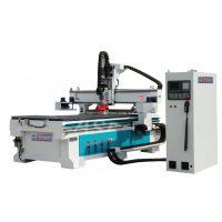 排钻包圆盘自动换刀开料机 可对接自动上下料平台木工加工中心