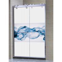 夹丝淋浴房 夹胶安全淋浴房,夹绢玻璃厂家,河南郑州夹丝玻璃。