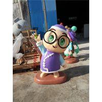 卡通乌龟雕塑玻璃钢活动形象卡通雕塑江苏商场活动卡通雕塑工厂