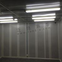 泛德声学 为浙江敏实集团设计建造静音房 静音室隔声效果好