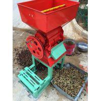 舒利 400型 半自动咖啡豆脱壳机 咖啡坚果剥壳机 不伤果 效率高