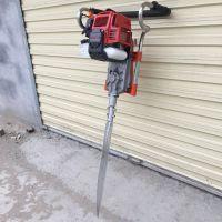 汽油挖树起苗机 铲头式起树机 冲击式移植挖树机
