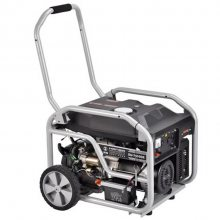 小型6kw汽油发电机 手推式发电机