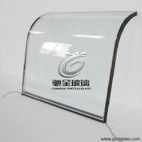单片电镀电加热除雾玻璃 单片钢化除雾玻璃