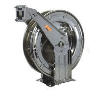 S810020不锈钢自动伸缩卷管器,WEIZ威驰不锈钢输水卷管器
