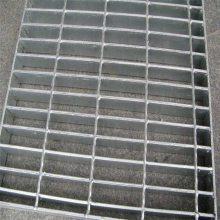 钢格栅照片 钢格栅楼梯 水沟盖板厚度