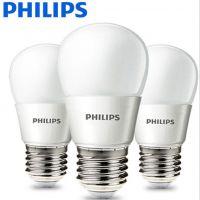 飞利浦3.5W瓦LED球泡灯LED球泡 E14灯头/E27灯头 P45 小球泡
