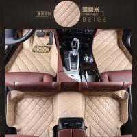 厂家直销新捷达汽车双层脚垫全包围宝马min荣威rx5高尔夫7奥迪q5