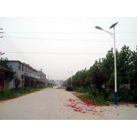黑龙江全自动太阳能路灯厂家报价