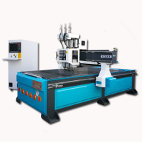 荆州全自动板式家具开料机|自动换刀开料机厂家